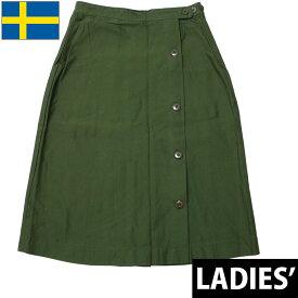sale スウェーデン軍 M59スカート グリーン デッドストック