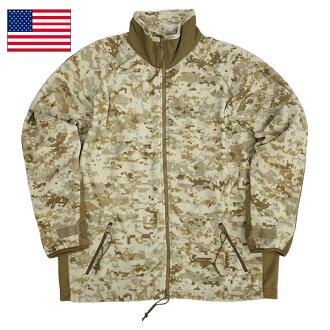 United States Armed Forces real thing USMC Paula technical center fleece jacket new article fs04gm