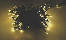 【全品自社点検済み】100球LED直線ライト ダイヤ型/緑線/シャンパンゴールド