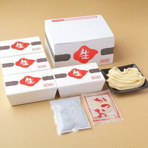 味噌煮込うどん(生)フレッシュギフト【4食入り】(名古屋名物)