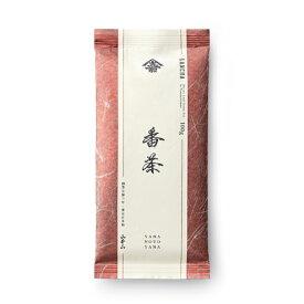 <山本山>番茶 100g(焙じていない大きな茶葉 ポリサッカライド抽出には水出しがおすすめ)ご自宅用 業務用