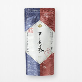 <山本山>すし屋の茶 100g SSY-R◆家庭用| お茶 茶葉 日本茶 煎茶 国産 緑茶 飲みやすい| 老舗 東京 日本橋 | ご自宅用 業務用