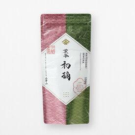 <山本山>煎茶 初摘 100g HAZ-R◆家庭用| お茶 茶葉 日本茶 煎茶 国産 緑茶 飲みやすい| 老舗 東京 日本橋 | ご自宅用 業務用