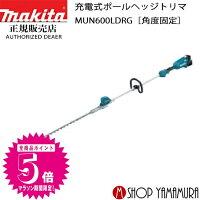 (三原さんに確認)マキタmakita18V充電式ポールヘッジトリマMUN600LDRG(角度固定)付属品(バッテリBL1860B・充電器DC18RF付)