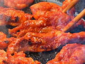 「やまなか家」通販限定旨辛 タッカルビ【自家製辛みそだれ】【焼肉 鶏肉 セセリ 鶏 せせり 焼き肉 つまみ ご飯のお供 おかず タッカルビ カルビ 辛 旨辛 辛みそ 味噌 みそ 送料無料】