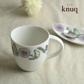 深山 knuq-ヌック- マグカップ バイオレット[H988]