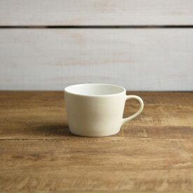 深山(miyama.) bico-ビコ- コーヒーカップ バニラホワイト