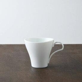 深山(miyama.) foret-フォレ- コーヒーカップ 白磁