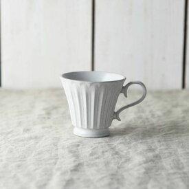 シュシュ・グレース コーヒーカップ ラスティックホワイト
