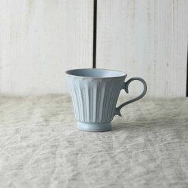 シュシュ・グレース コーヒーカップ シャビーブルー