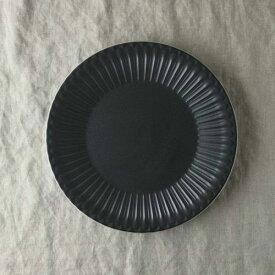 シュシュ・グレース 24cm皿 クリスタルブラック