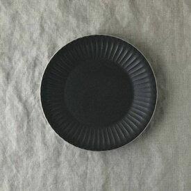 シュシュ・グレース 20cm皿 クリスタルブラック
