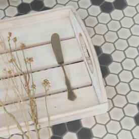 【メール便対応】クラシカルカトラリー バターナイフ アンティークゴールド