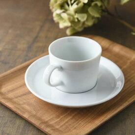 プラット コーヒー碗&ソーサー