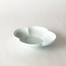深山(miyama.) 瑞々 木瓜長鉢4寸 青白(11.3cm)