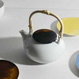 深山(miyama.) casane te-かさね茶器- 土瓶 飴[茶こしは付属していません]