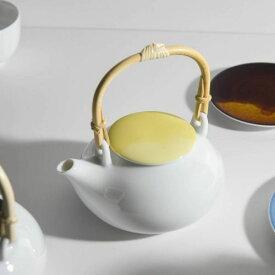 深山(miyama.) casane te-かさね茶器- 土瓶 浅黄[茶こしは付属していません]