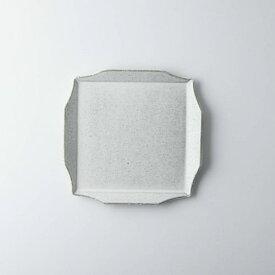 寿山窯 rim リム スクエア M(17cm) ホワイトアッシュ