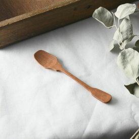 【メール便対応】ウッドヴィンテージ カトラリー アイスクリームスプーン