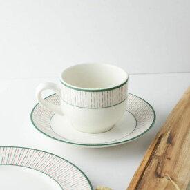 ラジアンテ コーヒーカップ&兼用ソーサー[アウトレット訳あり品]