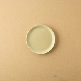 小田陶器 TOH 10壱重 10cm小皿 コルクベージュ