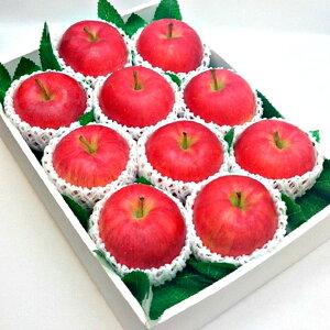 [ご進物用/秀品] りんごの詰め合わせ(ジョナゴールド)【のし対応】【色・つや綺麗】[御中元、お中元、お盆、プレゼント、誕生日、ギフト、贈り物、お祝い、内祝い、出産祝い、お供え