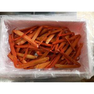 [冷凍][茹で香住かに足たっぷり1kg ]香住産の 香住がに足 (紅ズワイガニ)1kg[ボイル足30-40本][3-4人前] プレゼント お中元 ギフト まだ間に合う