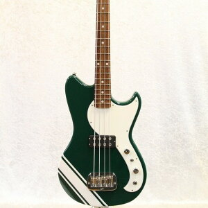 G&L Limited Edition Fallout Bass / British Racing Green