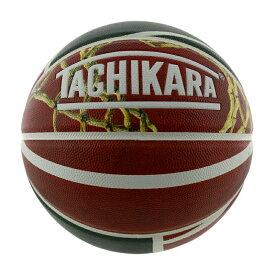 TACHIKARA HO18 GAME'S LINE SB7-225 ASPHALT PHOTOGRAPH SB7-225 タチカラ バスケットボール 7号 GAME'S LINE ゲーム ボール SB7-225 アスファルト フォトグラフ