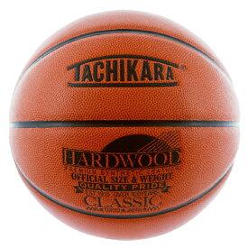 TACHIKARA BASKETBALL HARDWOOD CLASSIC SB7-104 Orange SB7-104 タチカラ バスケットボール 7号ハードウッド クラシック SB7-104 インドア