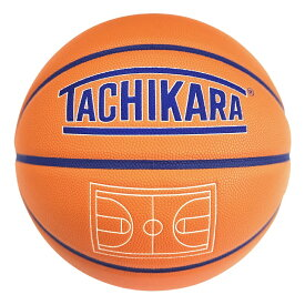 TACHIKARA BASKETBALL SP21 WORLD COURT SB7-246 Orange / Blue / White タチカラ バスケットボール 7号 WORLD COURT