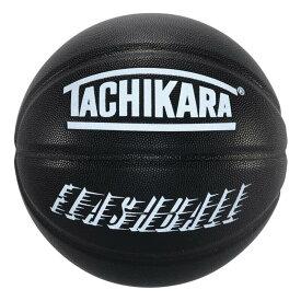 【送料無料】【7号球】【バスケットボール】【アウトドア用】TACHIKARA BASKETBALL タチカラ ボール フラッシュボール FLASHBALL -REFLECTIVE SB7-260 メンズバスケットボール ブラック/リフレクティブ ブラック系