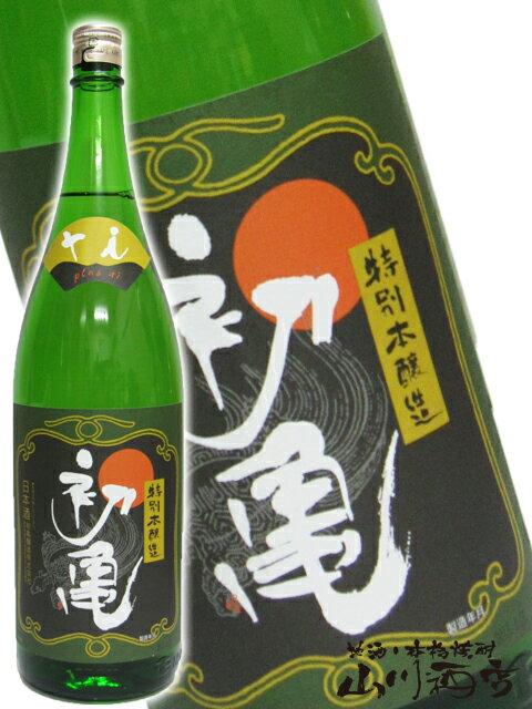 【日本酒】初亀(はつかめ) 特別本醸造 PLUS.ai 1.8L/ 静岡県 初亀醸造【2309】【バレンタインデー】