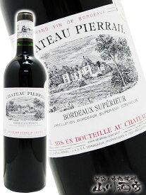 【 フランス 赤ワイン 】シャトー・ピエライユ 赤 750ml / Mis en Bouteille au Chateau【 3444 】【 贈り物 ギフト プレゼント お歳暮 】