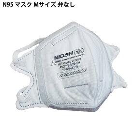 (送料無料)驚異の6層マスク・N95マスク10枚入り 弁なし Mサイズ 原田産業発売元 pm2.5対応!感染予防、大気汚染、ウイルス対策に
