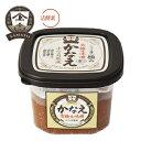 ヤマト醤油味噌 有機生(なま)味噌 かなえ 400g