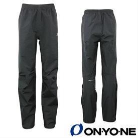 オンヨネ ONYONE メンズ COMBAT PANTS(OG) レインパンツ ODP91812 合羽 カッパ 防雨 防水 防風