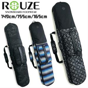 【ROUZE ラウズ】BOARD CASE WRAP RZB509 ボードケース スノーボード ウレタンパッド 149cm 155cm 165cm