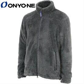 ONYONE オンヨネ フリースジャケット OKJ91010B 軽量 防寒 スポーツ アウトドア
