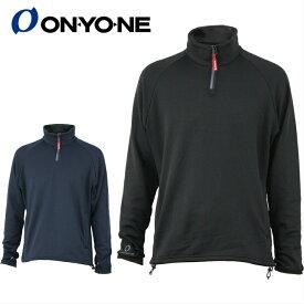 ONYONE オンヨネ インナーフリースジャケット OKJ91201 軽量 防寒 スポーツ アウトドア