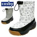 COSBY コスビー レディス スノーブーツ CSSNB-25 可動スパイク 雪遊び