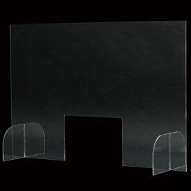 クリアパーテーション 窓付きシリーズW900mmタイプ※在庫切れの場合は納期をお知らせ致します。※お届け先は、店舗・会社名をご指定下さい。個人様宅へのお届けの場合、運送会社により追加料金が掛かる場合がございます。沖縄・離島は送料別
