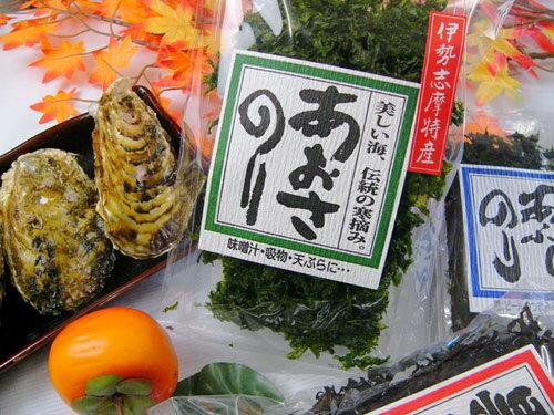 風味豊かな味!アオサ海苔