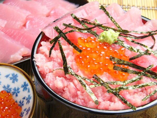 海鮮丼お試し価格セット