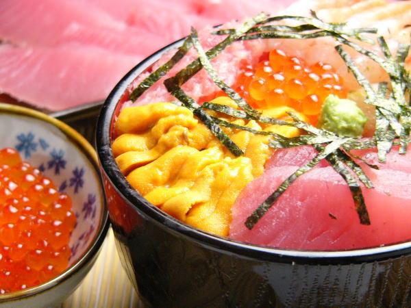 海鮮丼豪華6種類セット