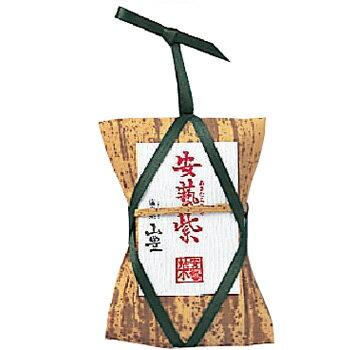 安藝紫(あきむらさき)竹皮110g