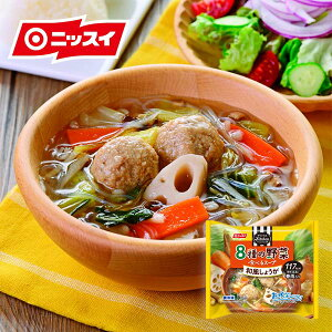 食べるスープ 和風しょうが 1人前(300g)[スープ 野菜 栄養バランス ローカロリー デトックス 生姜 ショウガ ランチ おかず おやつ 軽食 お手軽 簡単]
