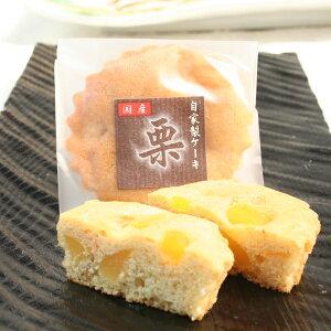 自家製和風ケーキ【栗】