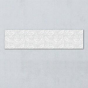 silver garden 『WASIL』〜ワシル〜 和晒(わざらし)をつかったインテリアアート 【送料無料】