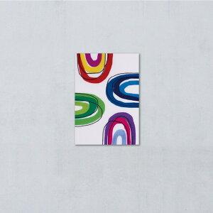 Color Curves 『WASIL』〜ワシル〜 和晒(わざらし)をつかったインテリアアート 【送料無料】